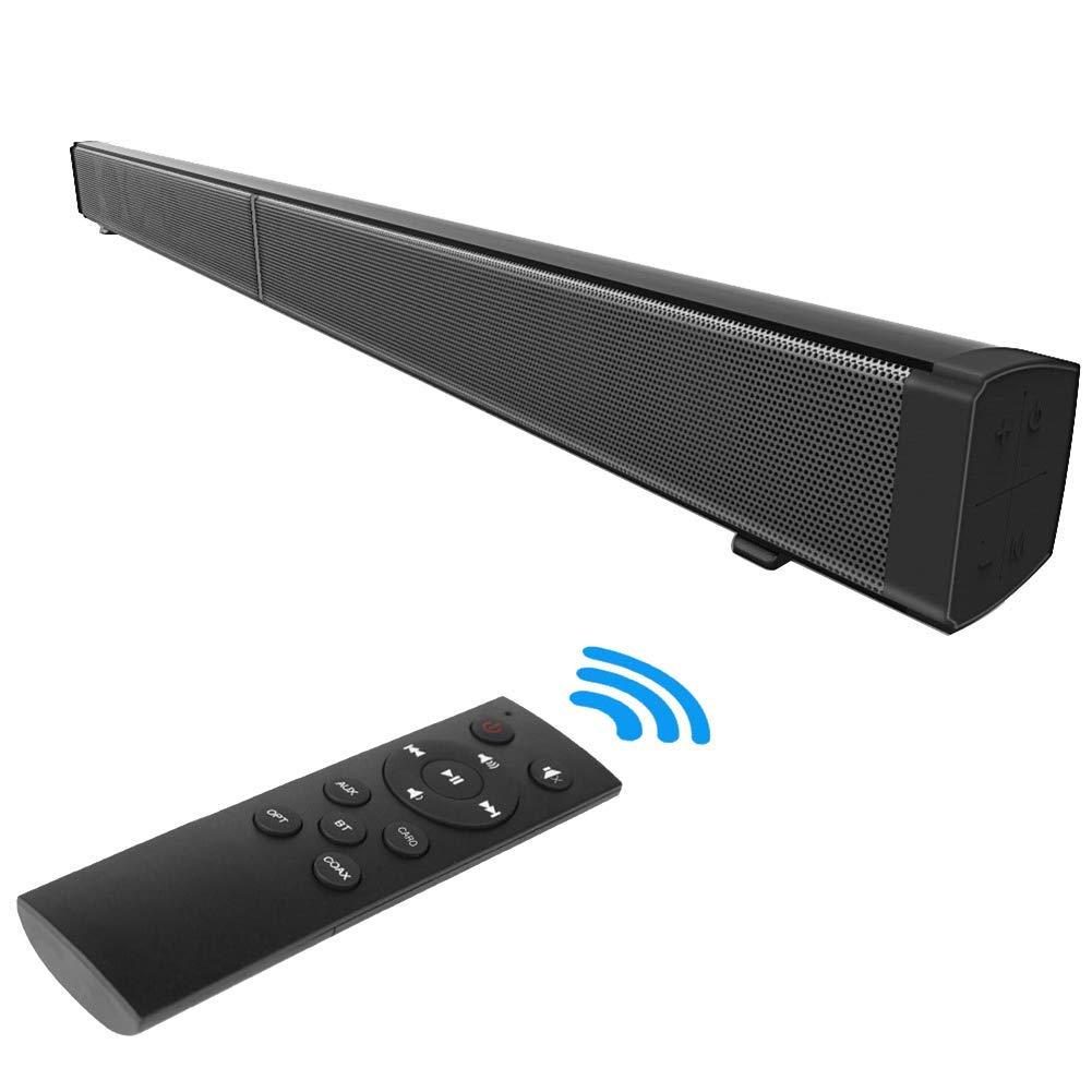 Беспроводная колонка Bluetooth динамик сабвуфер 2*10 Вт динамик s и 2 твитера Поддержка Bluetooth TF карта Аудио домашний кинотеатр аудио