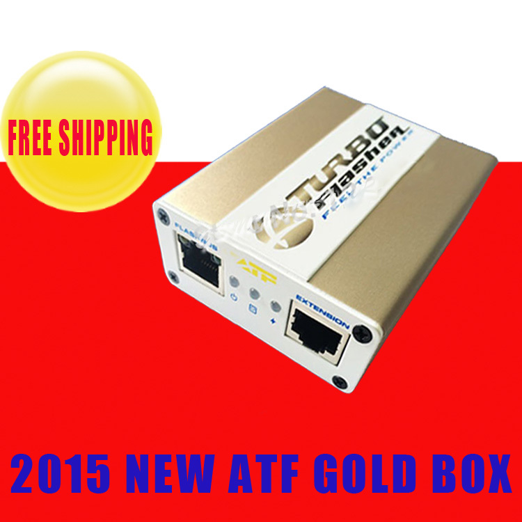 ATF Gold Box for free shipping
