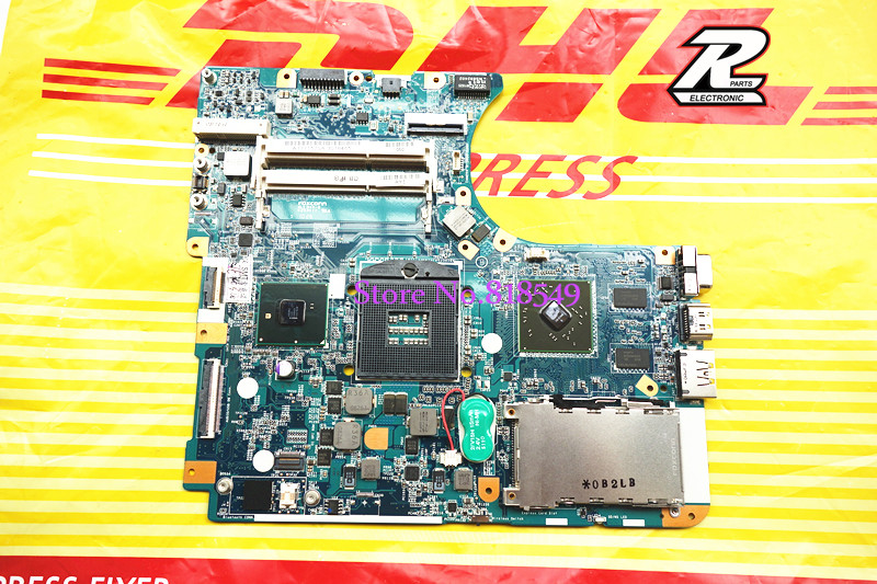 NEW For sony mbx-225 M981 A1794342A Notebook Motherboard VPC-EC PCG-9111L PCG-91111M 100% Tested Working