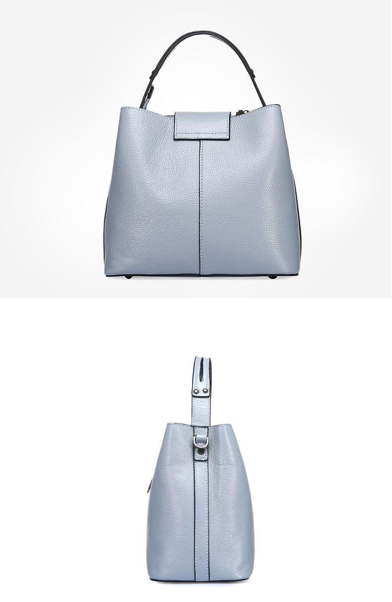 women genuine leather handbag 21