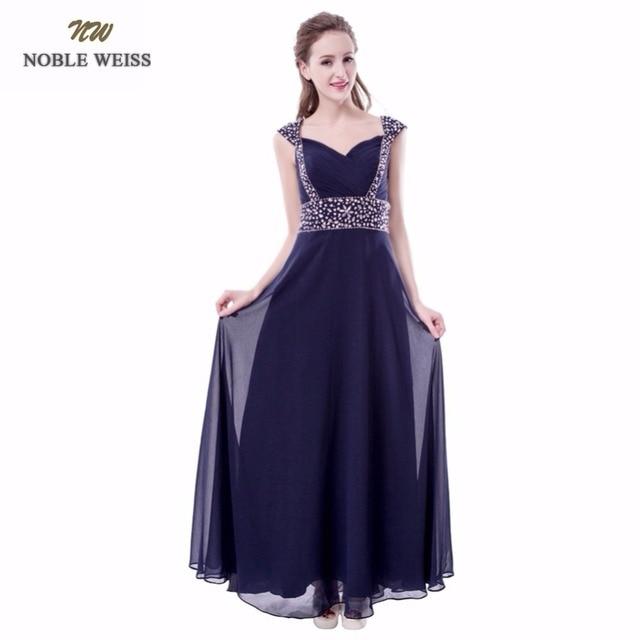 NOBLE WEISS Long Evening Dresses Chiffon Formal Mint Green Purple ...