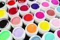 Hote Sale 19 Colors ! 6ml Per Pot Pure Colors Nail Art UV Gel For Nail Manicure Padicure DIY