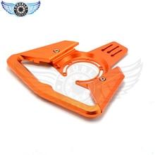 new brand   orange   motorcycle accessories   cnc Passenger Safety Tank System Grip Handle Bar Handgrip FOR KAWASAKI Ninja 300