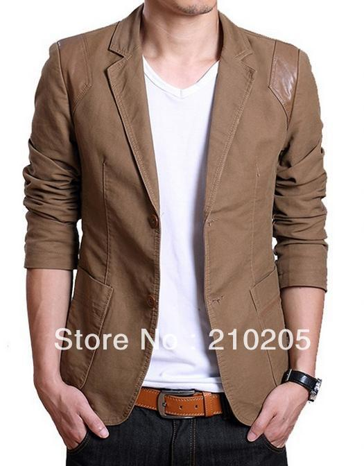 Collection Mens Brown Blazer Pictures - Reikian