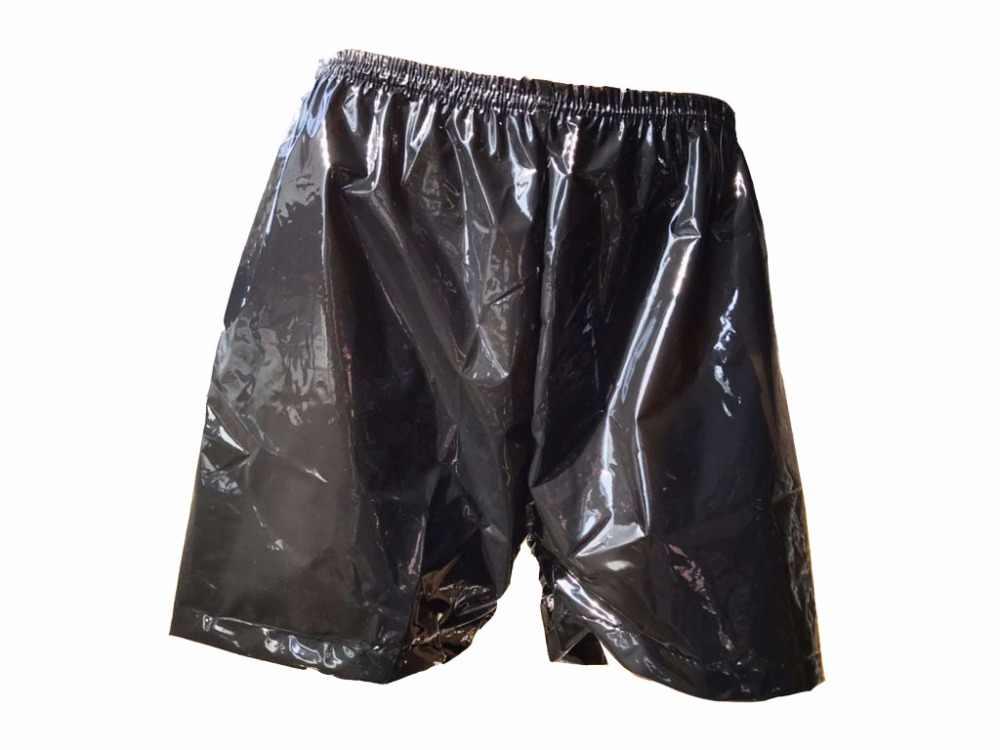 1 Stuk * Haian Volwassen Incontinentie Slijtage Plastic Bloeiers Kleur Zwart P021-2