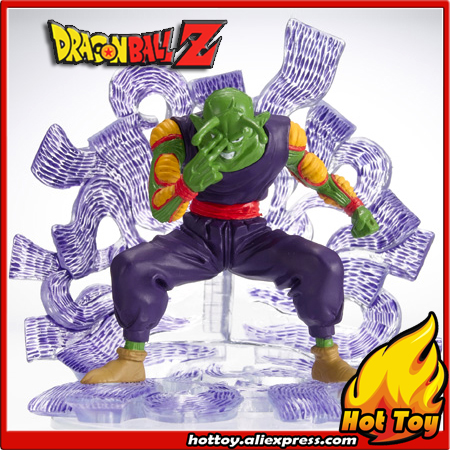 100% Original BANDAI Gashapon PVC Toy Figure HG Imagination 08 - Piccolo from Japan Anime