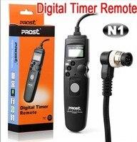 PROST Intervalometer Timer Remote Cord Shutter Release TC N1 For Nikon Digital SLR D200 D300 D700