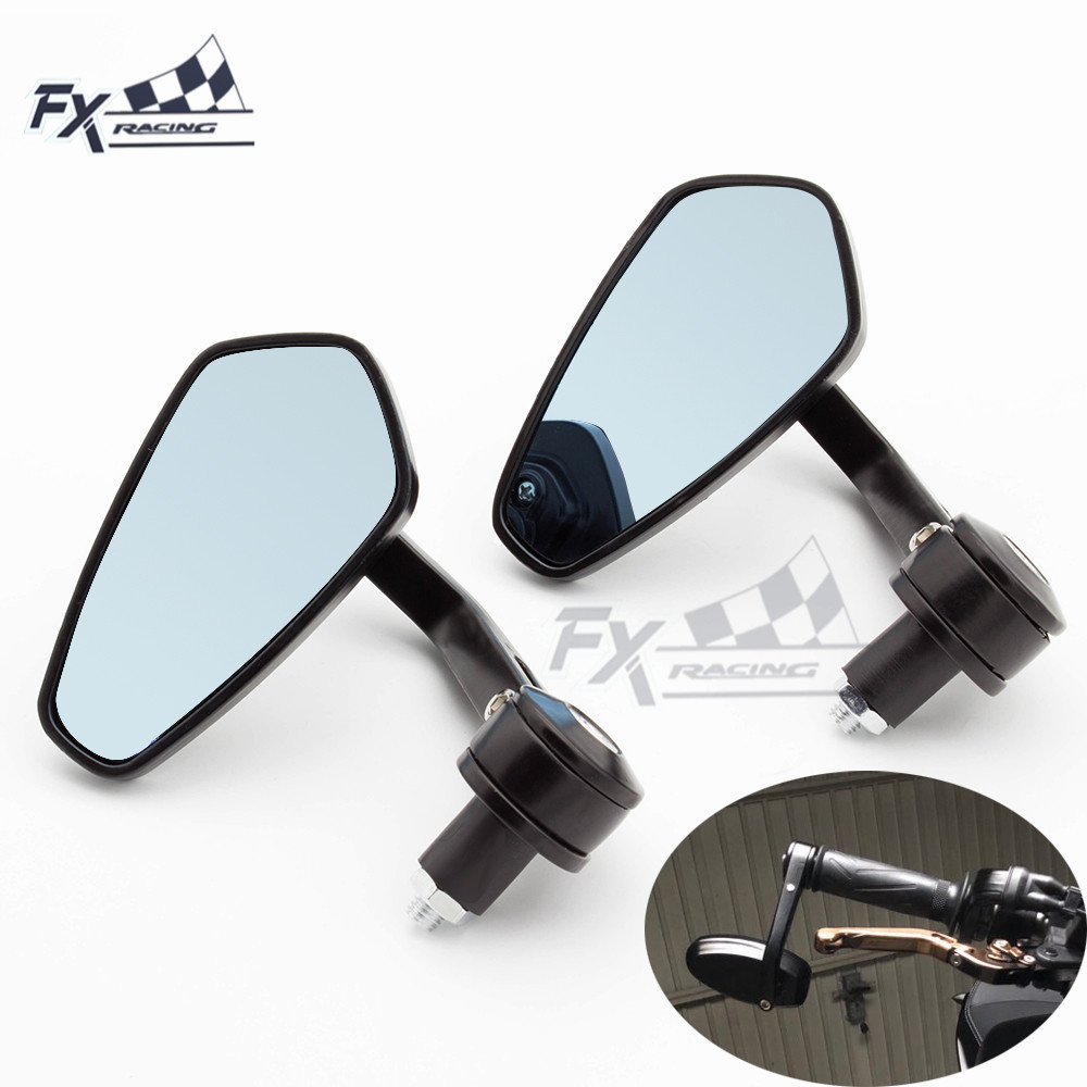 7/8 22mm Motorcycle Mirrors Bar End Mirror Rear View Motor Handlebar End Mirror Cafe Racer Retrovisor Moto Motorcycle Mirrors7/8 22mm Motorcycle Mirrors Bar End Mirror Rear View Motor Handlebar End Mirror Cafe Racer Retrovisor Moto Motorcycle Mirrors