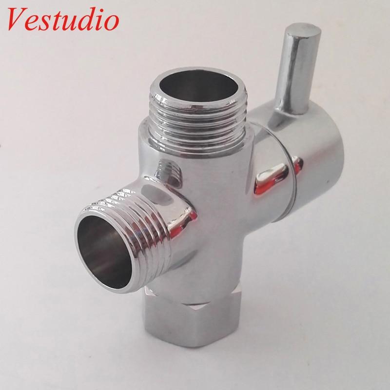 Vestudio g1 2 brass faucet adapter chrome plated bathroom - Chrome plated brass bathroom accessories ...