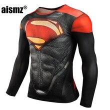 374feccada2dad Aismz T Shirt Kapitan Ameryka Tarcza Civil War Tee 3D Drukowane koszulki  Mężczyźni Marvel Avengers 3 iron man Fitness Odzież Męż..