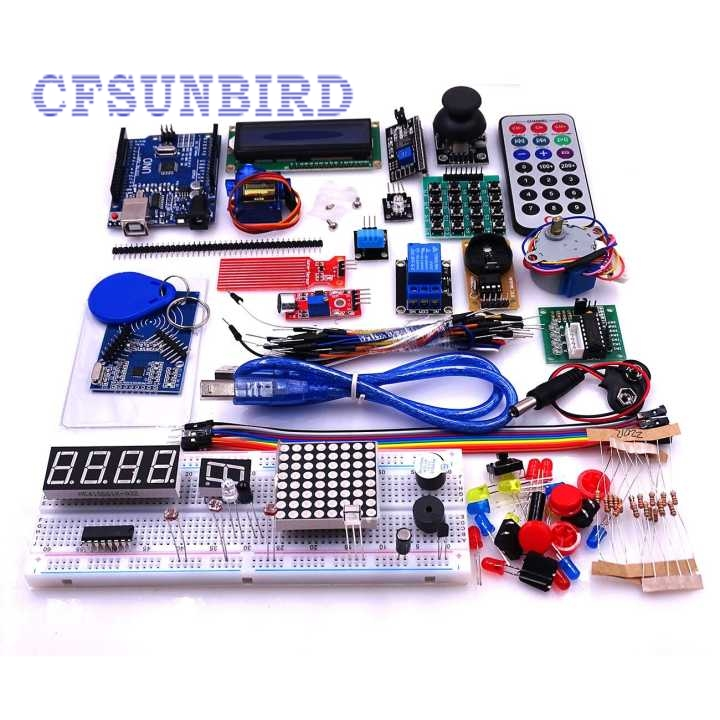 UNO R3 KIT Upgraded version of the Starter Kit the RFID learn Suite LCD 1602 for arduino kit mustafa taha cyber campaigns internet use in the 2000 u s presidential election