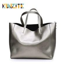 Luxury Women Designer Handbag Silver Portable Bucket Ladies Tote Shoulder Sac A Main High Quality Brand