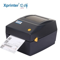 Thermal USB Barcode Label Printer 20mm - 108mm sticker Bar code Printer Thermal Adhesive Label Printer Clothing Label Printer 4