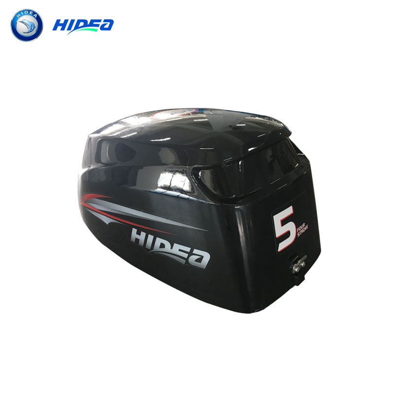 Hidea Top Cowling F5 Motor Cover 4 stroke 5HP Outboard Engine Spare Parts F4-07.00.00.00 spare parts feima robotics j me spare parts propellers