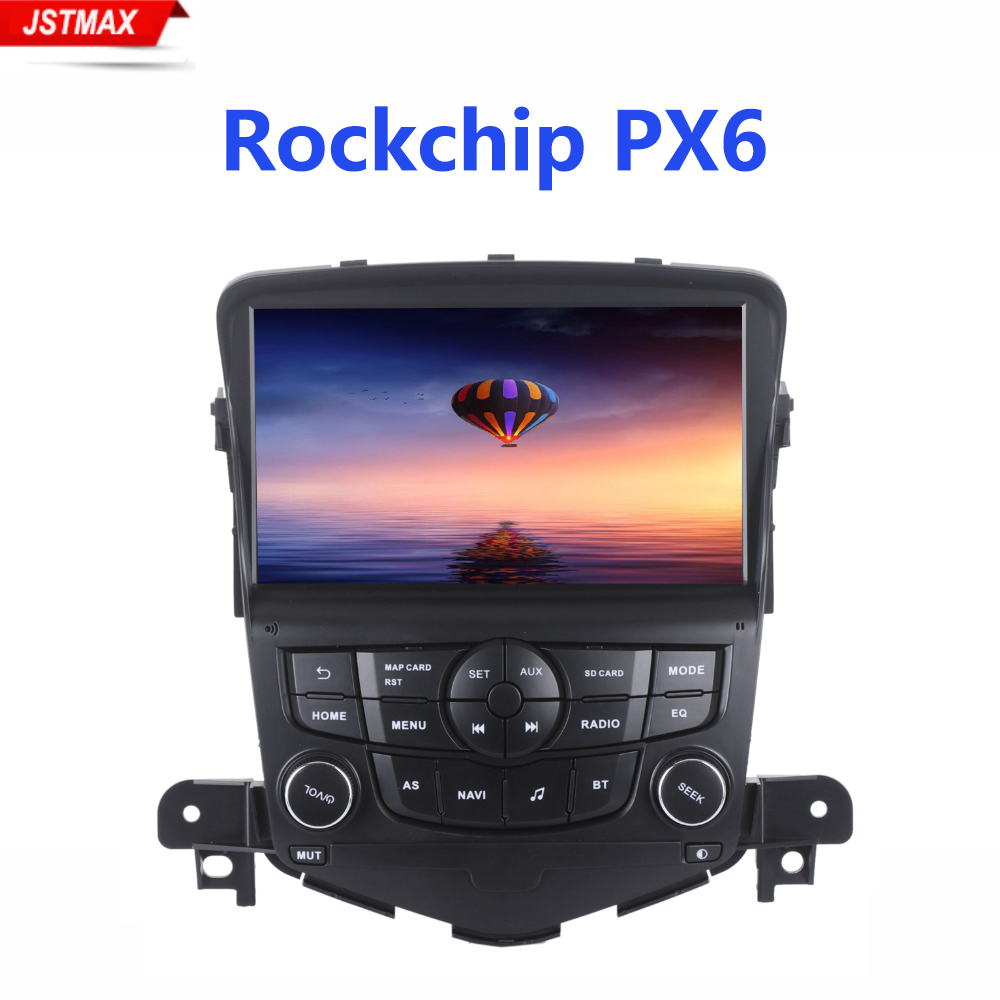 IPS 8 Android 9 0 Car GPS Navigation Radio Player for Chevrolet Cruze 2008 2011 with
