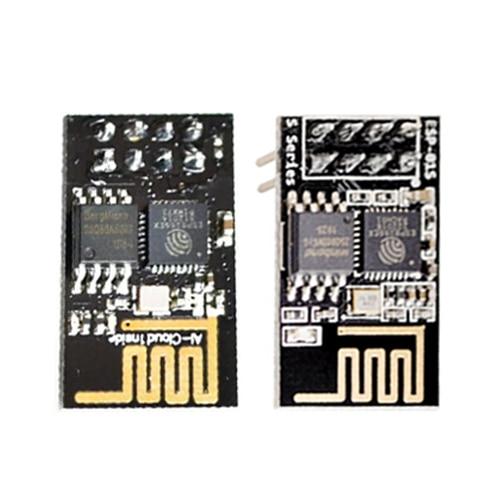 Обновленная версия ESP-01 ESP-01S ESP8266 серийный WI-FI беспроводной модульный беспроводной приемник ESP01 ESP8266-01