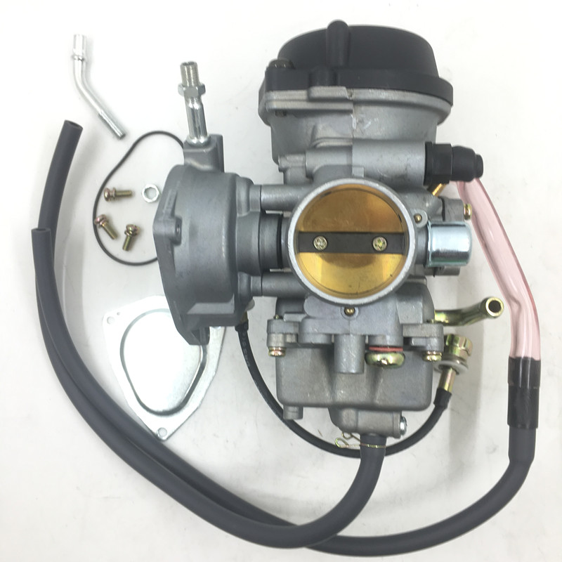 New Carburetor for Arctic Cat DVX400 DVX 400 ATV Quad Carb PD36J цена