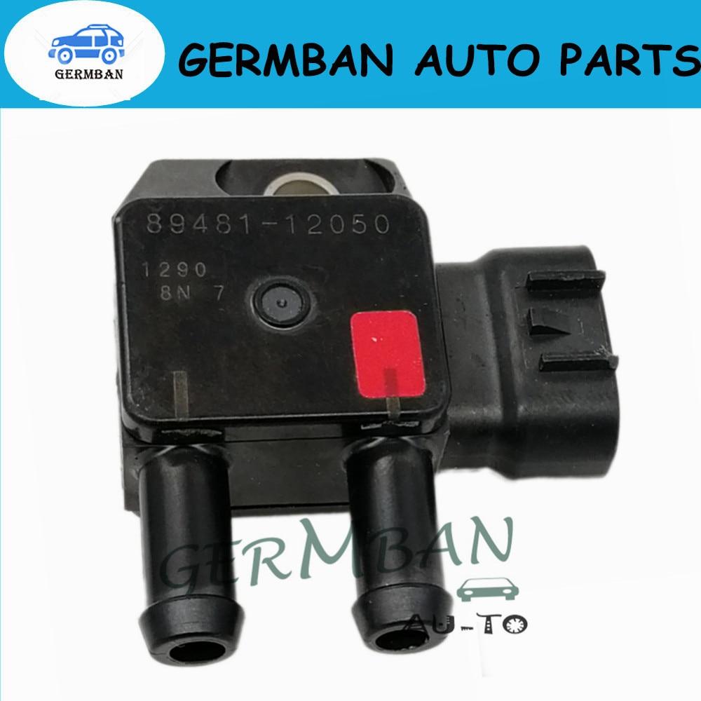 Nouveau No #89481-12050 capteur de pression différentielle pour Toyota Auris Corolla Urban Cruiser Yaris Hilux IQ RAV4 8948112050