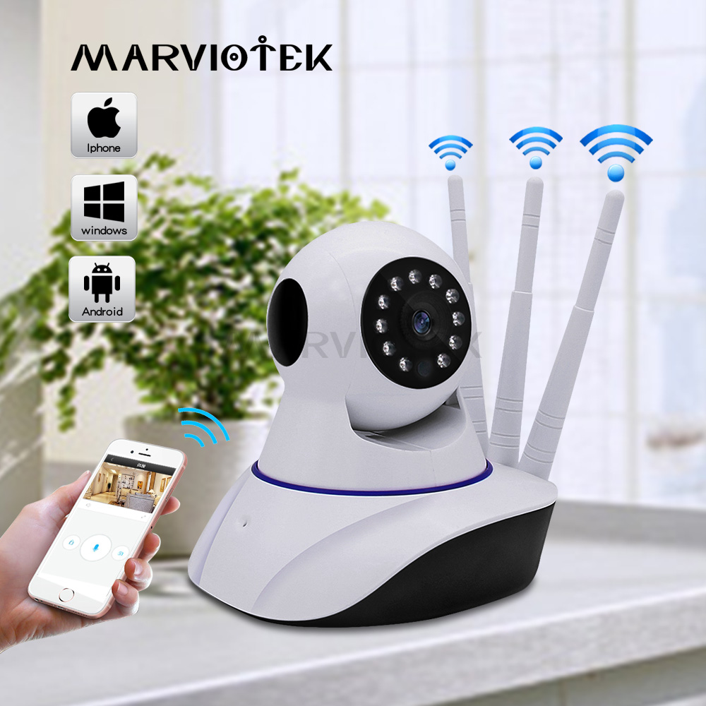 720P IP Camera WIFI HD CCTV Camera 1080P Video Surveillance Camera WiFi P2P Home Security Baby Monitor Wireless ipcam Wifi-in Surveillance Cameras from Security & Protection on AliExpress - 11.11_Double 11_Singles' Day 1