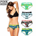 Charmdemon 2016 amantes mujeres sexy underwear briefs triángulo calzoncillos at30 de