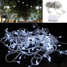 LED Curtain Lamp Romantic Christmas Decor