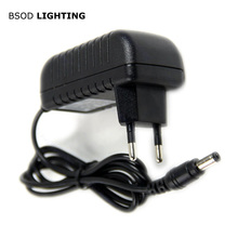BSOD 12 В 2A адаптер питания для светодиодный полосы, CCTV конвертер, вход 100-240 В, достаточно 2А, 24 Вт трансформатор балансировки ЕС США зарядное устройство