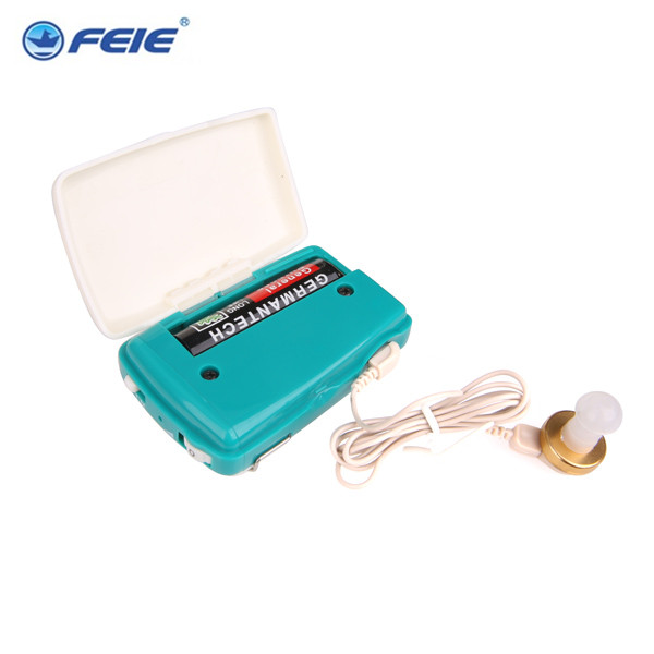 Trade equipment for shops Cheap font b Body b font Worn Hearing Aid Pocket Hearing Aids