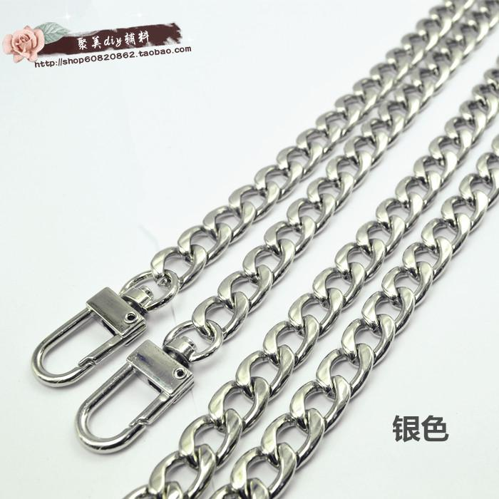 Luggage & Bags ... Bag Parts & Accessories ... 32563101377 ... 5 ... Free Shipping High Quality bag strap customized various sizes Bag handles and shoulder straps metal strap chain bag repair parts ...