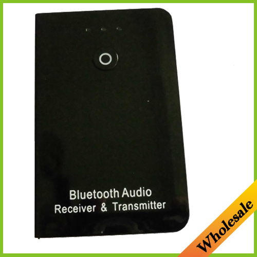 3.5mm 2 em 1 Sem Fio Bluetooth Música Transmitter & Receiver adaptador de áudio a2dp v2.1 + edr para iphone tablet pc mp3 telefone falante