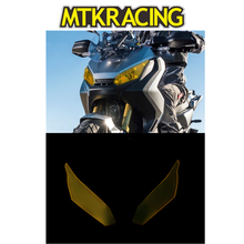 MTKRACING FOR HONDA XADV300 XADV-750 X ADV1000 2017-2019 motorcycle Headlight Protector Cover Shield Screen Lens