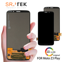 For Motorola Moto Z3 Play XT1929 XT 1929 LCD Display Screen with Touch Panel Digitizer Glass Sensor Assembly