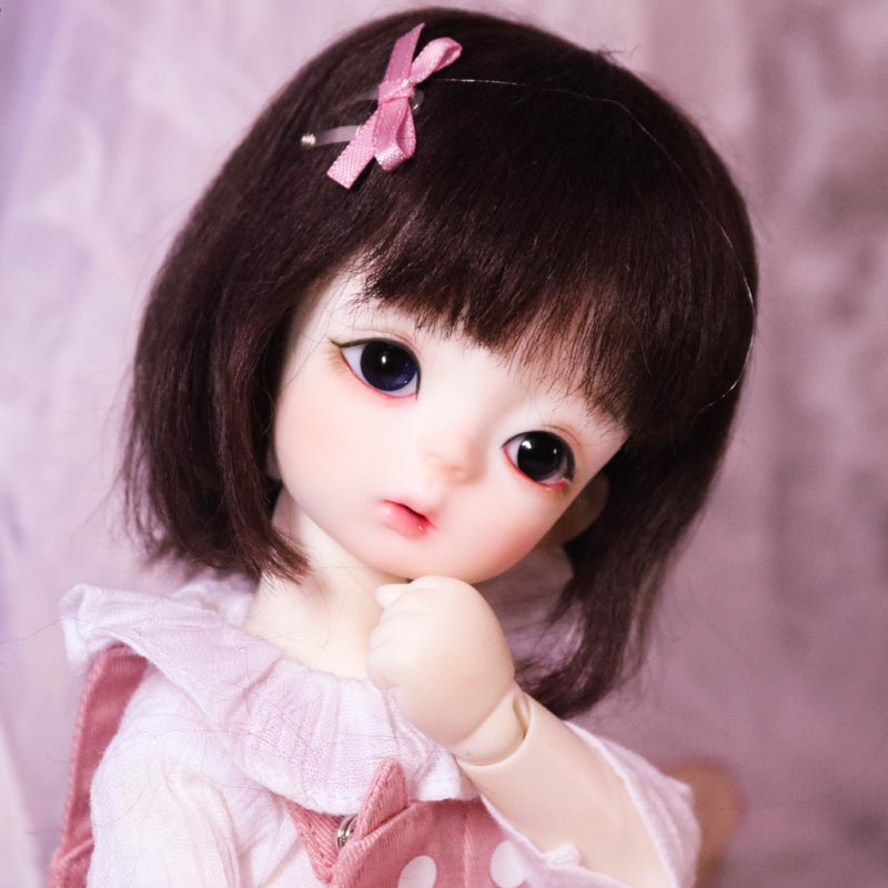1/6 BJD Doll BJD/SD Cute Lovely Resin Soo Doll For Baby Girl Birthday Gift Present With Glass Eyes 1 6 scale bjd lovely kid sweet baby cute nana resin figure doll diy model toys not included clothes shoes wig