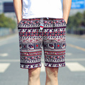 T china cheap wholesale 2016 summer new male fashion casual flower men thin knee-length shorts capris beach shorts