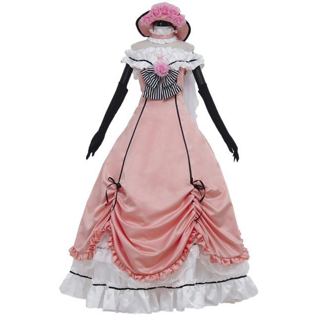 Online Shop Black Butler costume ciel Phantomhive Cosplay Costumes ...