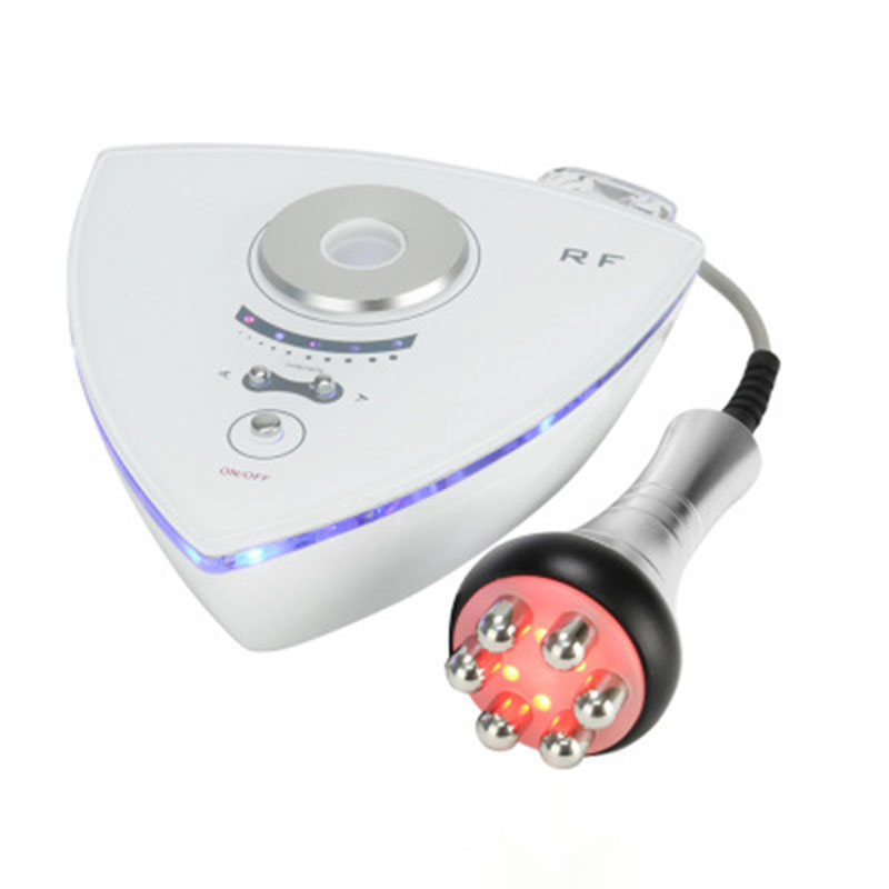 RF tripolare pelle di serraggio radio frequenza dimagrante dispositivo di rimozione delle rughe macchina lifting del viso
