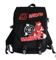 Anime Cartoon Totoro Backpack Black Butler Naruto One Piece Bag Multi Schoolbag Student Oxford Teenagers School Bags