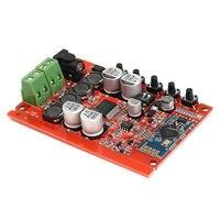 Rosso TDA7492P CSR4.0 Bluetooth Senza Fili Hifi Audio Ricevitore Digitale Bordo Dell'amplificatore PCB Materiale Modulo Amplificatore