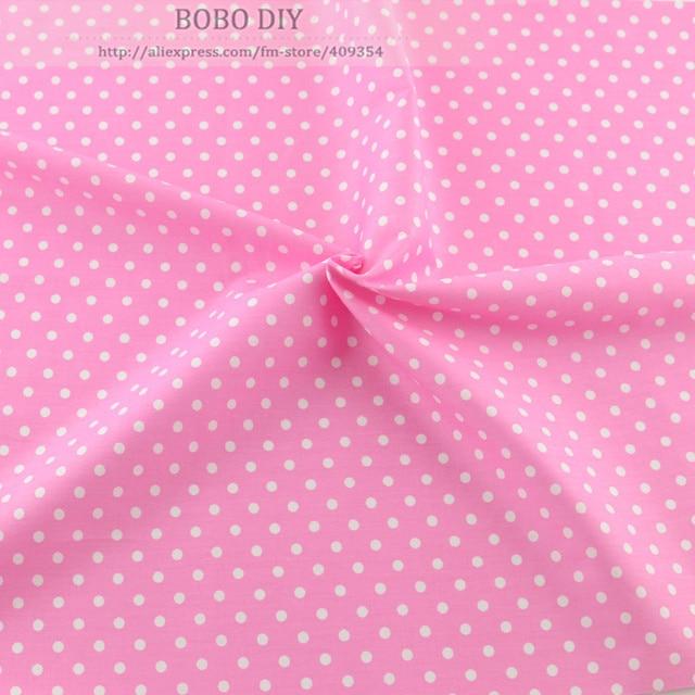 50cmx160cm/piece dot patterns cotton fabric tilda tecido for bedding ...