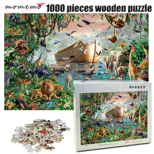 MOMEMO Noah's Ark and Animals