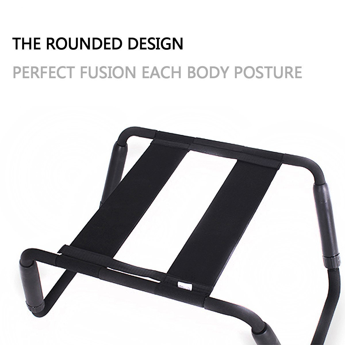 Best Sex Chair Hot Powerful Multifunction Chair Weightless Black Chair Fun Couple Adult Elastic Sex Chair For Couples Free Shipping