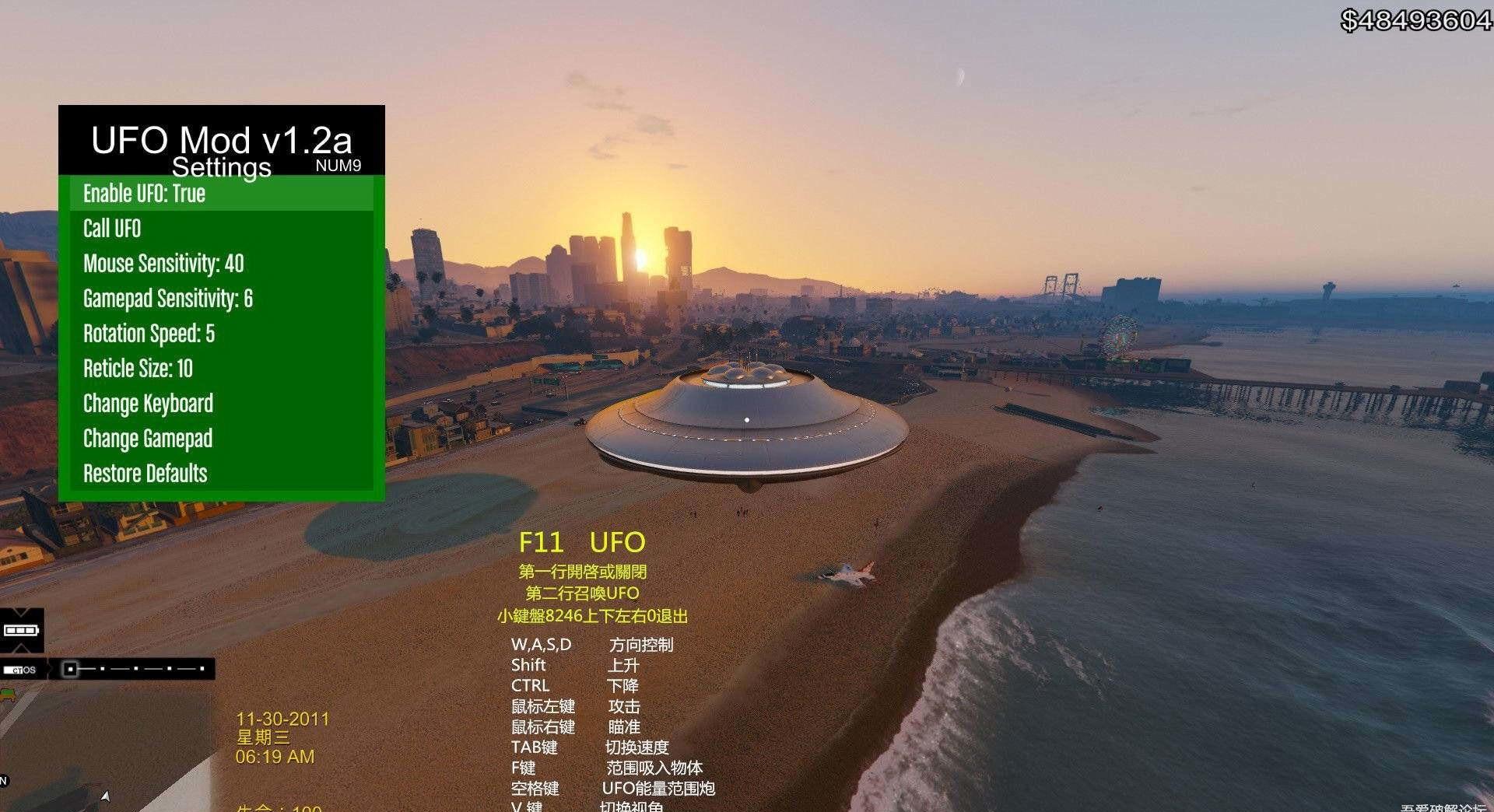 【3D/GTA整合】绅士GTA5 新春贺岁版1.41VIP MOD整合汉化版(内含安装教程视频)91G