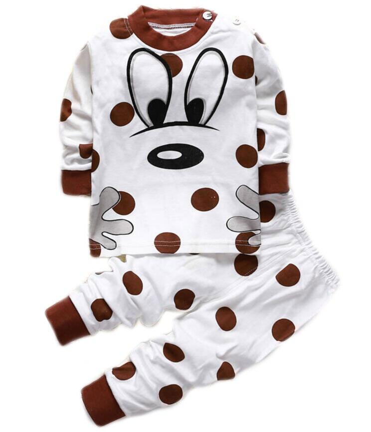 ee9c3c46438d Trendy Baby Boy 2-Piece Pajamas - DealBola.com