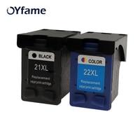 OYfame 21 Replacemen Ink Cartridge For HP21 for Deskjet 3910 3915 3918 3920 3930 3938 3940 D1311 D1500 D1530 D2300 F2100 F2280