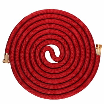 25FT/50FT Durable Garden Hose Expandable Magic Flexible Water Hose For Car Water Pipe Plastic Hoses Pipe To Watering Garde soccer-specific stadium