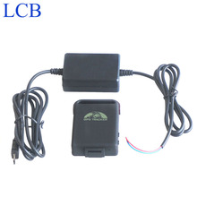 Free shipping 100 Brand new Coban portable GPS 102B vehicle Tracker TK 102 4bands GSM GPRS