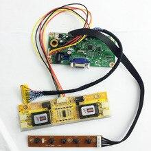 G104SN03 V1 G084SN03 V1 TS104SAALC01 LCD carte de pilote ensemble VGA (laissez votre numéro de panneau)