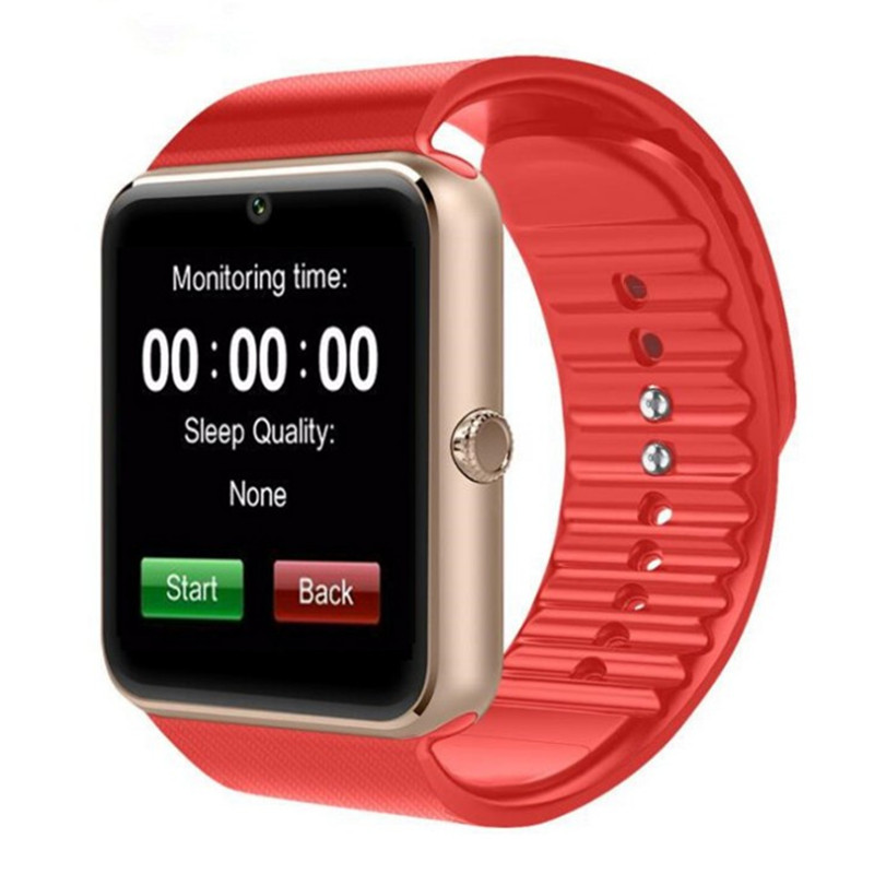GT08 Smart Watch For Apple Men Women Android Wristwatch Electronics watch With Camera SIM TF Card PK Y1 in Smart Watches from Consumer Electronics