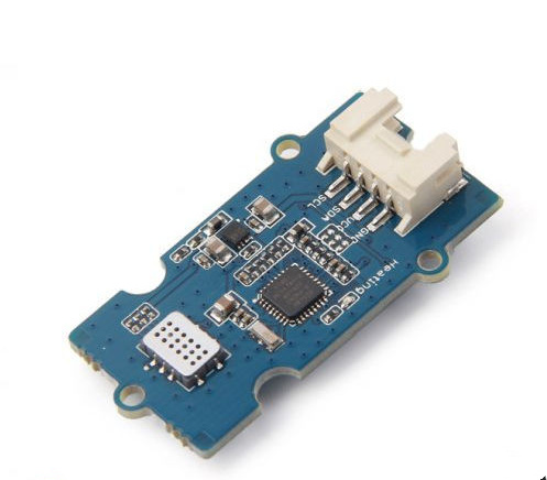 CO NO2 H2 Alkohol NH3 CH4 Hain-Multichannel Gas Sensor MiCS-6814 Basis schild Sensor Modul