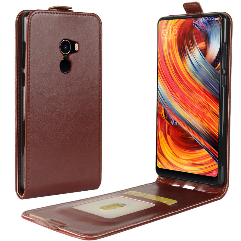 for <font><b>Xiaomi</b></font> <font><b>Mi</b></font> <font><b>Mix</b></font> 2s Retro Leather Cover case for <font><b>Xiaomi</b></font> <font><b>Mi</b></font> <font><b>Mix</b></font> <font><b>2</b></font> Mix2 <font><b>Mi</b></font> <font><b>Mix</b></font> Evo 64GB 256GB <font><b>128GB</b></font> Wallet flip leather cases image