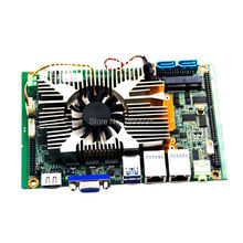 Hight perfermance 12v mini pc motherboard router mainboard support Intel Mobile 4th Haswell-M i3-4000M processor